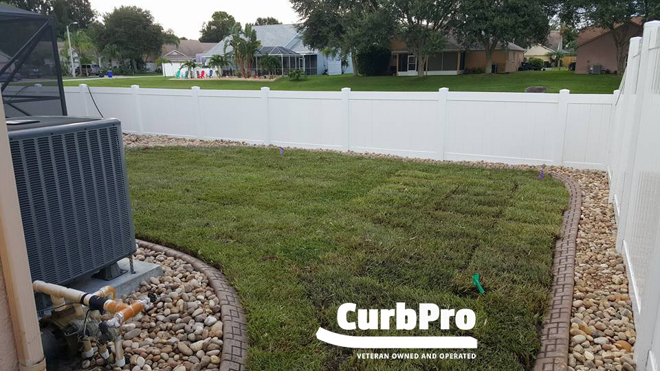 curb appeal | CurbPro | Sod Delivery And Installation