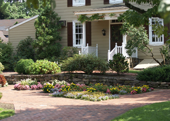 curb appeal   CurbPro   Landscape Installation